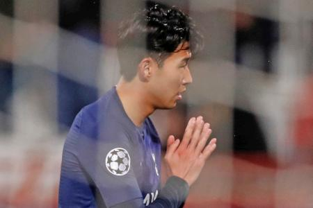 Tottenham's Son Heung Min repays support for tragic week with brace