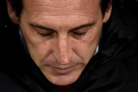 Arsenal manager Unai Emery wants more time