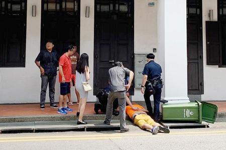 Don't break laws while making citizen's arrest: Lawyers