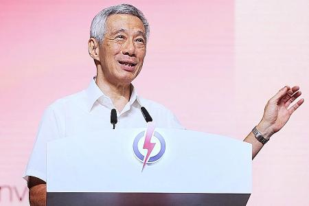 PM: Unity of Singaporeans is first line of defence