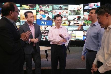 DPM: Mainstream media's role is to be reliable