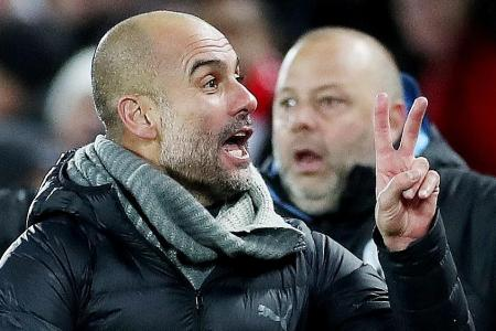 Neil Humphreys: Pep Guardiola pointing finger in the wrong direction