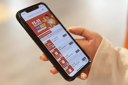 Websites break records with Singles' Day sales