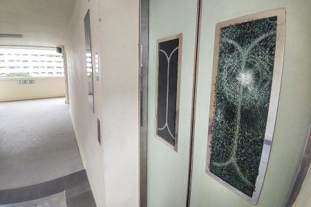 Lift vandalism cases in PAP town councils fall by 74 per cent