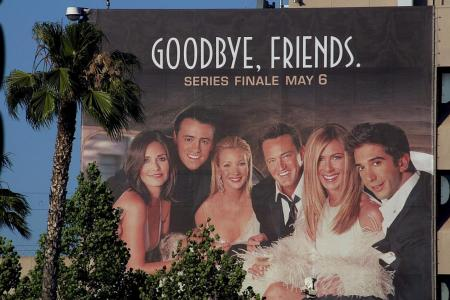 Friends reunion special for HBO Max in the works
