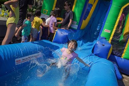 Have a splashing good time at Singapore Regatta Waterfest