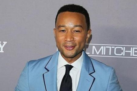 John Legend named People magazine's Sexiest Man Alive