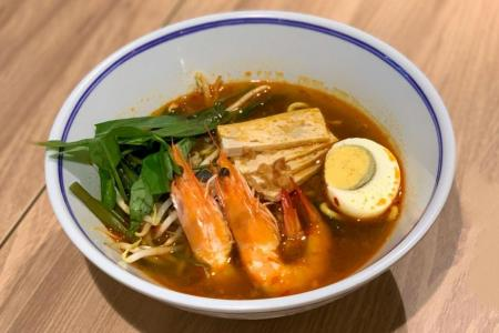 Lou Yau pays tribute to best of Malaysian food with refreshed menu
