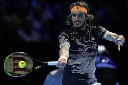 Stefanos Tsitsipas has the makings of a Grand Slam winner