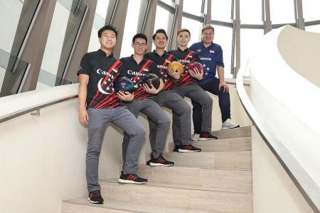 Men's bowlers hoping for SEA Games 'miracle gold' again