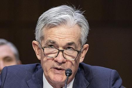 Fed's Powell urges Congress to focus on debt, deficit