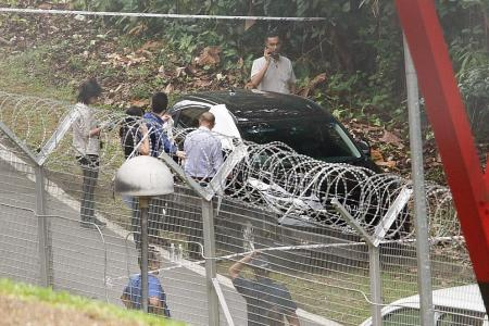 Mother and son found dead on Bukit Batok Hill
