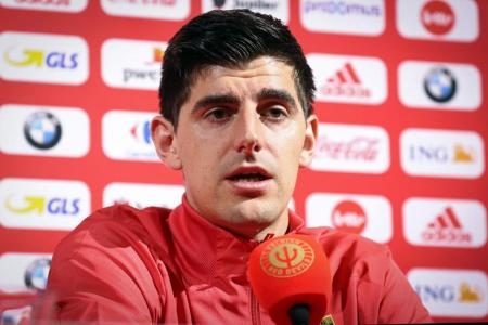 I'm among best goalkeepers in the world, says Real's Thibaut Courtois