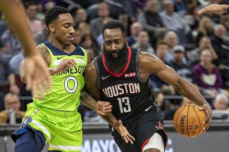 Houston Rockets soar to 7th straight win, thanks to James Harden