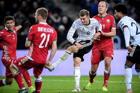 Richard Buxton: Build Germany around Toni Kroos