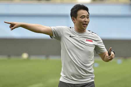 Clash with Yemen a must-win match, says Lions coach Tatsuma Yoshida