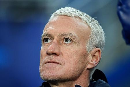Didier Deschamps celebrates 100th match as France coach