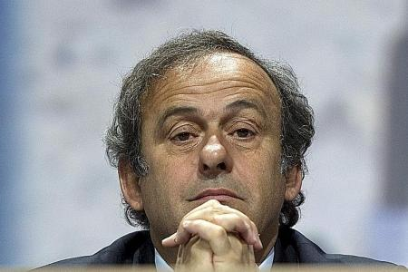 Platini: It takes half an hour to explain why VAR can't solve problems