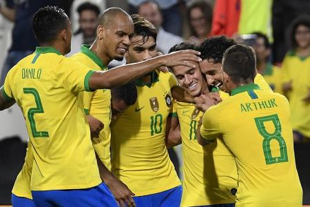 International Friendlies - Brazil vs Korea Republic Preview & Prediction