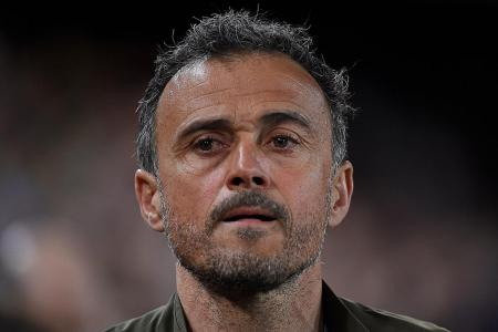 Richard Buxton: Luis Enrique can finish what he started