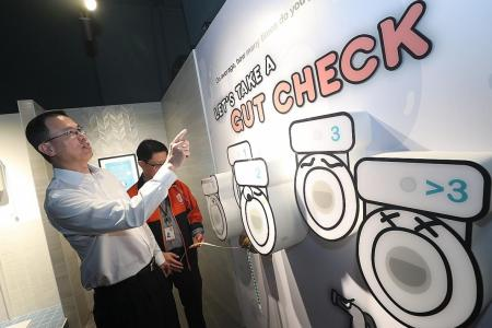 Learn about loos at Science Centre's new exhibit