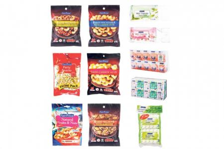 Go nuts while you travel with FairPrice snacks