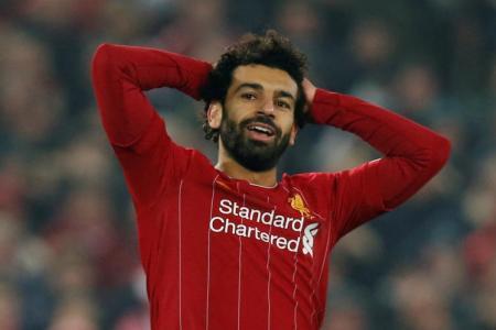 Klopp sweating over Salah's fitness