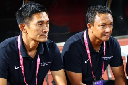 Fandi to stay with FAS in developmental role, Nazri to take over Young Lions