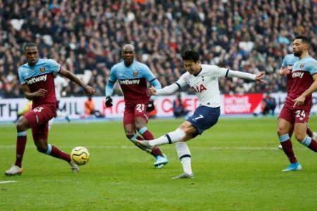 Spurs sparkle on Mourinho's return