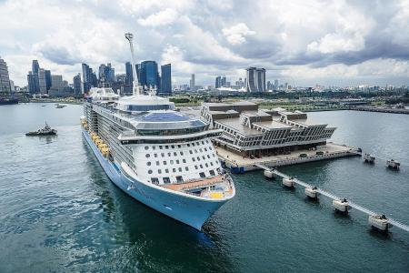 Royal Caribbean in five-year tie-up with tourism board, CAG