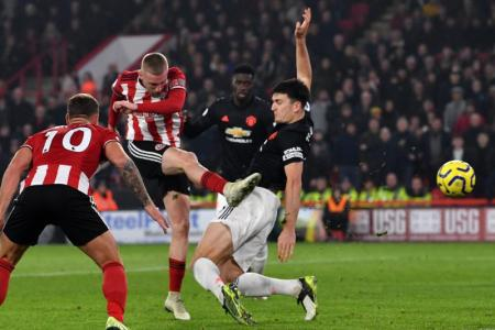 Solskjaer hails fighting spirit in 3-3 draw with Sheffield United