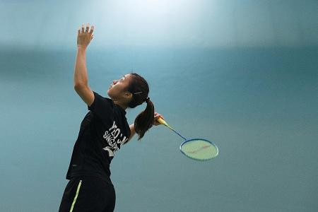 Shuttlers Loh Kean Yew and Yeo Jia Min aiming high at SEA Games