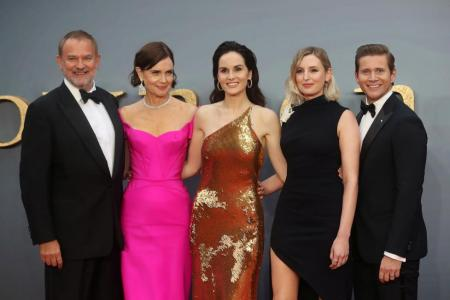 Downton Abbey's cinematic debut driven by fans