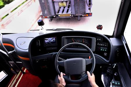 ComfortDelGro buys four buses with collision-prevention system
