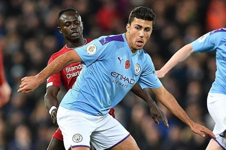 Rodri: Manchester City can still catch Liverpool
