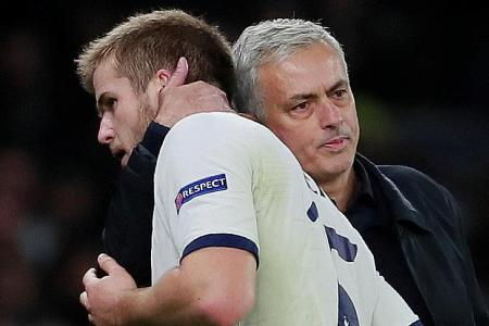 Neil Humphreys: Jose Mourinho won't stand for Dier stuff