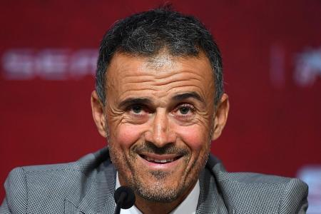 Former deputy Robert Moreno was 'disloyal', says Luis Enrique