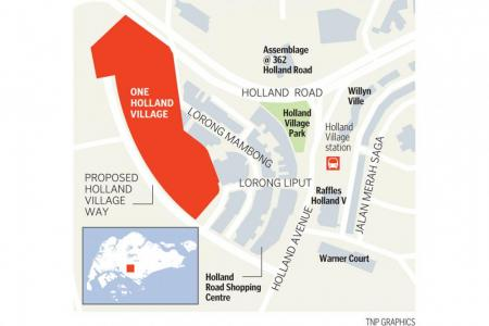 One Holland Village units to go on sale on Saturday