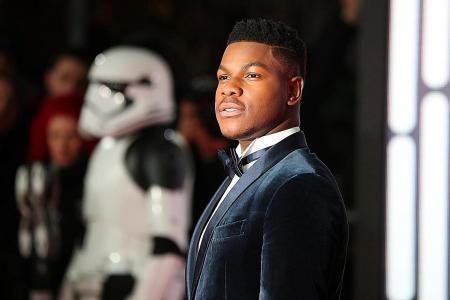 Star Wars script ends up on eBay after John Boyega leaves it under bed