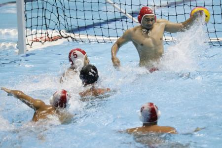 Singapore relinquish water polo crown as Indonesia beat Malaysia