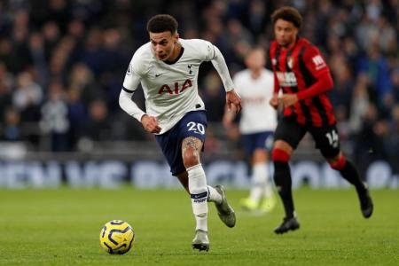 Alli on the double as Mourinho's Spurs get third straight win