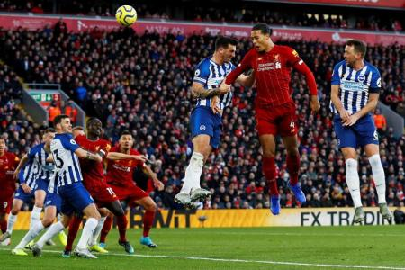 Klopp hails Liverpool's inner steel as Reds go 11 points clear