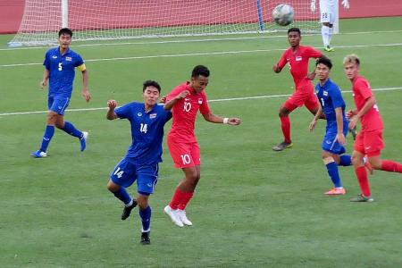 Young Lions virtually out after another defeat