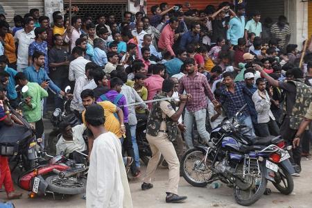 Thousands protest over vet's suspected rape, murder in India