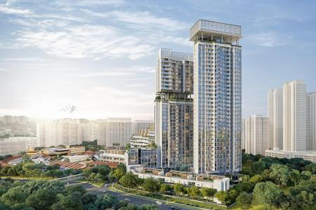 Nearly a third of One Holland Village Residences sold