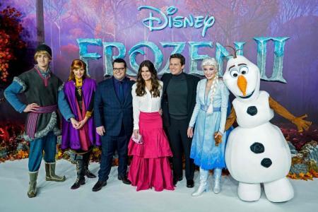 Frozen 2 thrills Sami people in Northern Europe