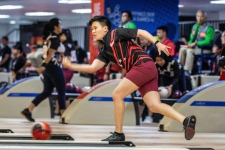 Bowler New Hui Fen wins gold at SEA Games
