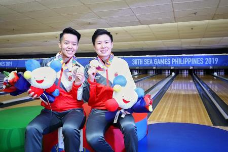 New Hui Fen eyes more gold medals after clinching singles title