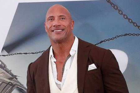 Dwayne Johnson takes it to the next level with Jumanji sequel