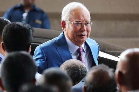 Najib takes the stand in his first 1MDB corruption trial